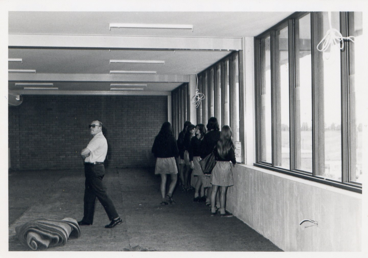 1978 Up stairs RE Dept